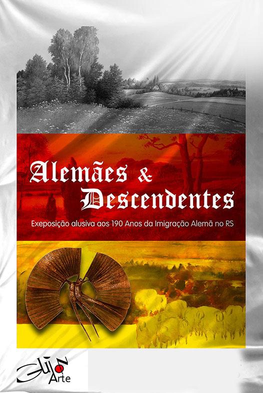 Exposição Alemães e Descendentes