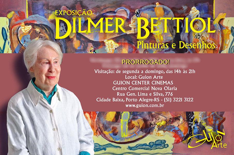 Exposição de Dilmer Bettiol