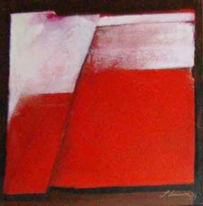 Sem título, 1989 - óleo sobre tela - 39 x 43 cm.
